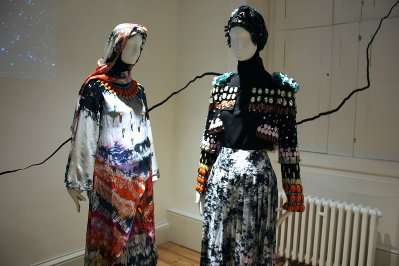 Quirky Clothing - London Fashion Week