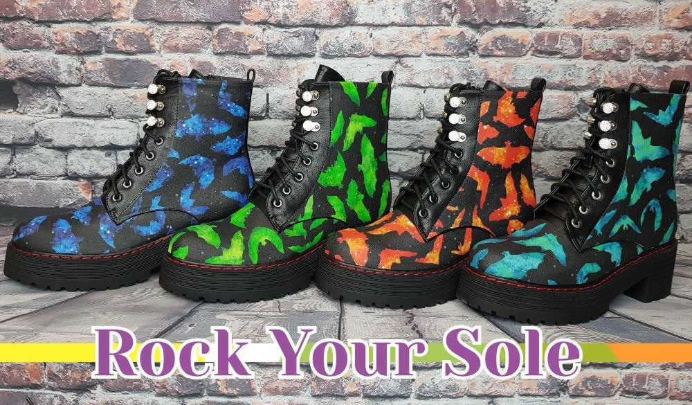 Rock Your Sole Boots Image