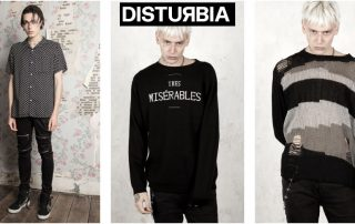 Disturbia Subculture Fashions and Accessories for Men Image