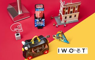 Iwoot for quirky gifts and presents