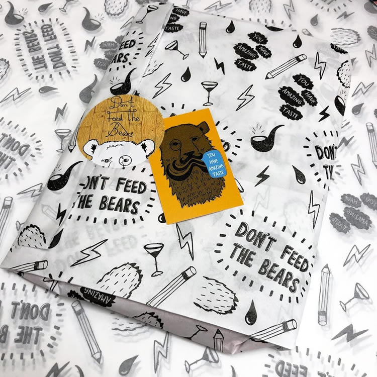 Dont feed The Bears Packaging Image