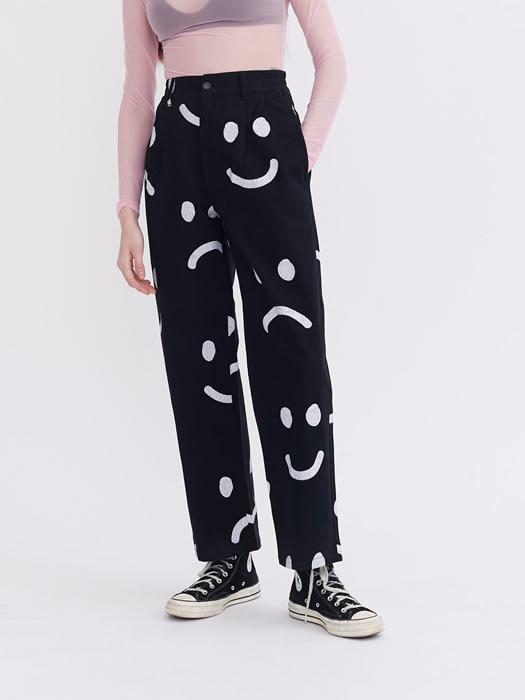 Happy Sad Trousers - Lazy Oaf