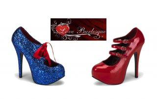 Love Burlesque for Beautiful High Heels