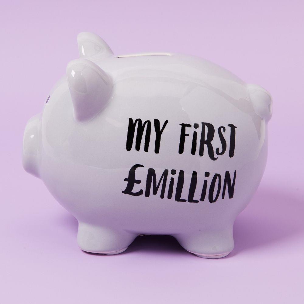 My First Million Piggy Bank - Maiagifts