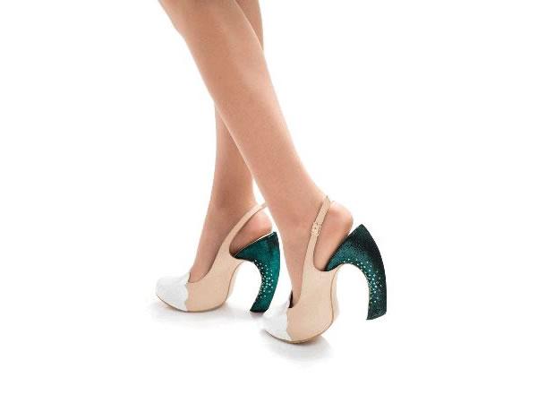 Mysterious Mermaid Shoes - Kobi levi