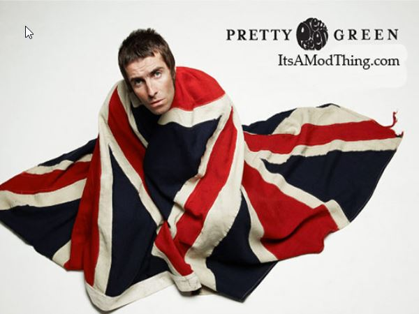 Pretty Green Fashions at Its a mod thing