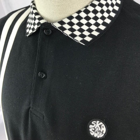 Ska and soul shirt image - Adapter Clothing