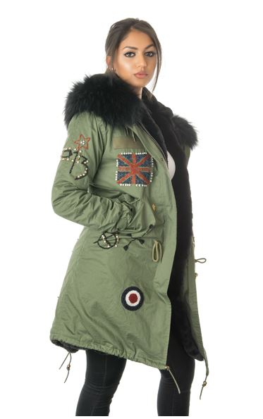 StoneTail Parka - Luxury mod Parka - Its a mod thing