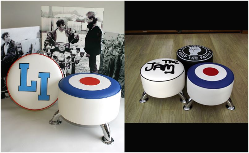 Stunning MOD footstools - Its a mod thing