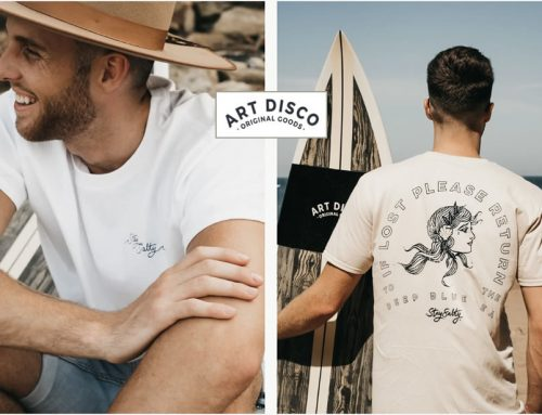 Art Disco – Brave Free & Wild as the Sea Menswear