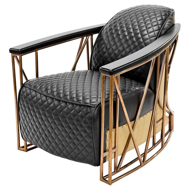 Aviator Quirky Chair - Fabulous Furniture