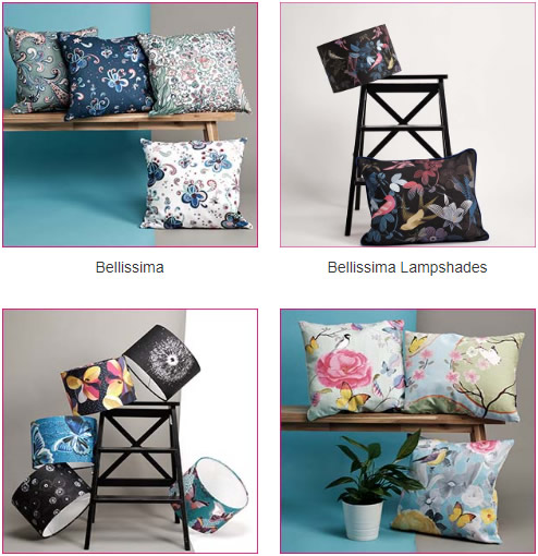 Cushions and Lampshades Collection - We Love Cushions