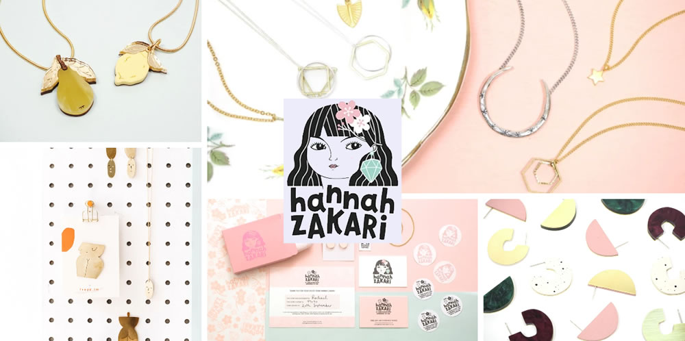Hannah Zakari - Beautiful Independent Designer Jewellery Banner