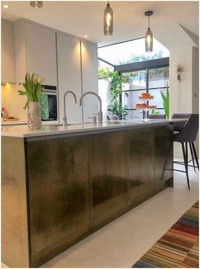 Kitchen Island - Quirky Interiors