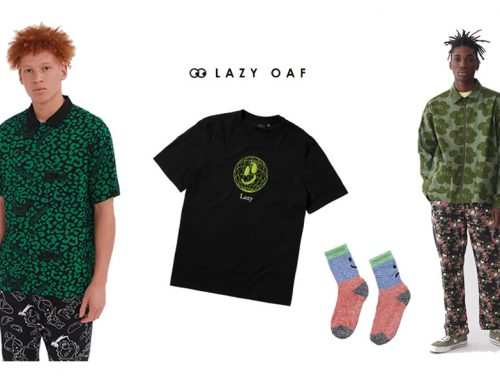 Lazy Oaf – Menswear