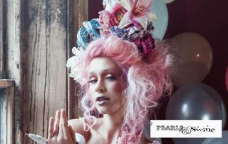 Pearls and Swine Headwear Hats Fascinators and Accessories
