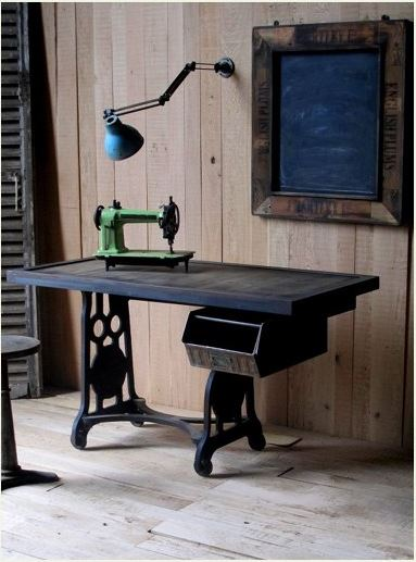 Sewing Table Desk - Quirky Interiors