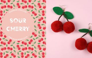 Sour Cherry - Handmade Jewellery Banner