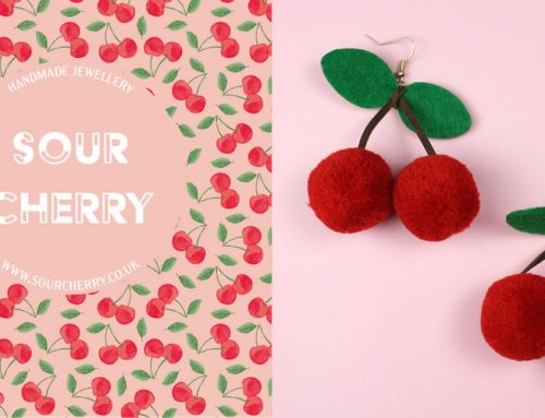 Sour Cherry – Handmade Jewellery