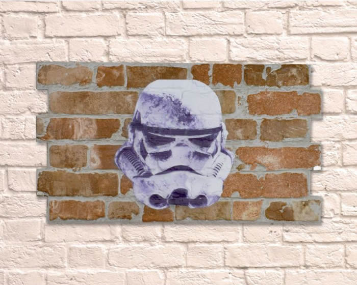 Stormtrooper Wall Art - Smithers of Stamford