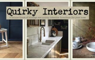 Vintage and Quirky Interiors - Furniture by Quirky Interiors