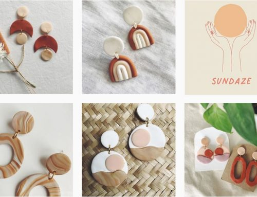 Sundaze Jewellery – Consciously Crafted Earrings