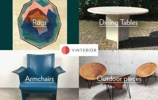 Vinterior Main Furniture and Homewares Banner