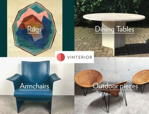Vinterior – Vintage Furniture & Art